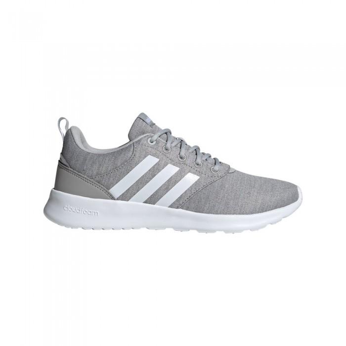 [해외]아디다스 Qt Racer 2.0 Woman6137668583 Grey Two / Ftwr White / Light Granite