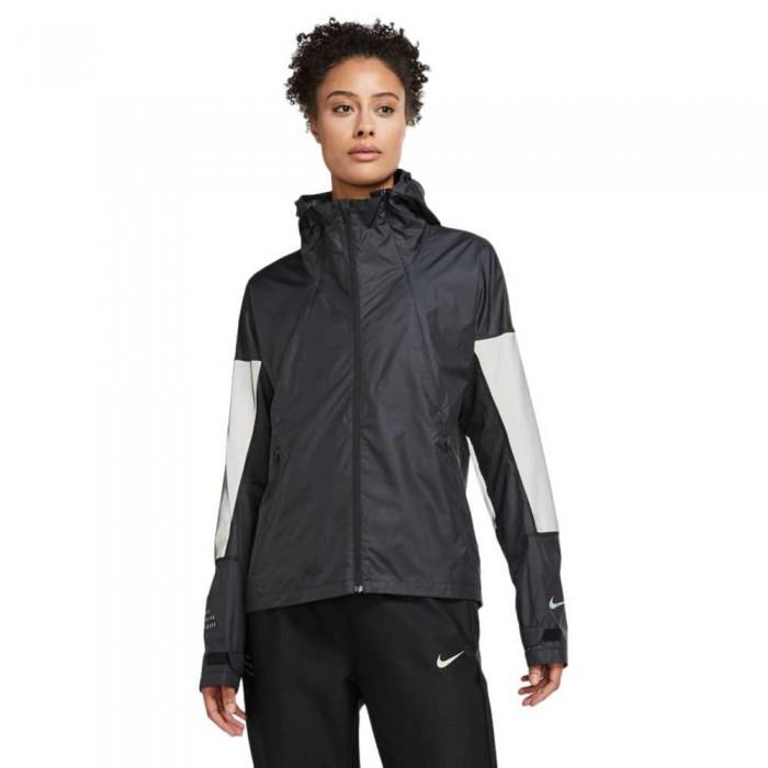 [해외]나이키 Flash Run Division 6137527558 Black / Reflective Silver / Reflect Black