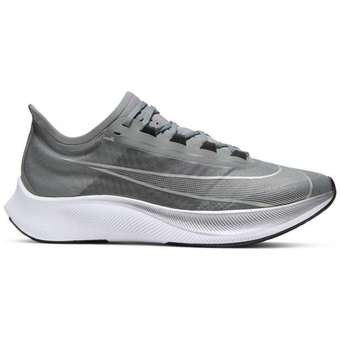 [해외]나이키 Zoom Fly 3 Man6137528023 Particle Grey / Metallic Silver / Black