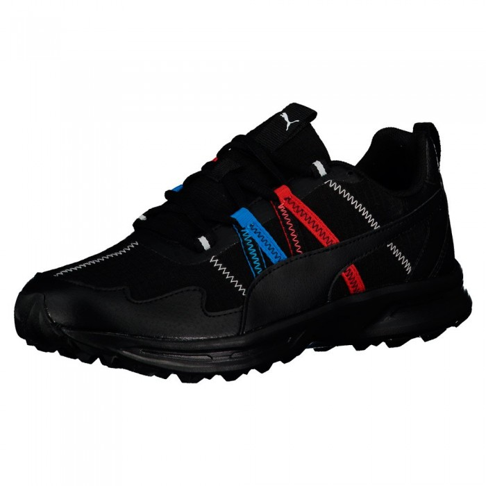 [해외]푸마 Escalate Resist Man6137609331 Puma Black / Nrgy Blue / High Risk Red
