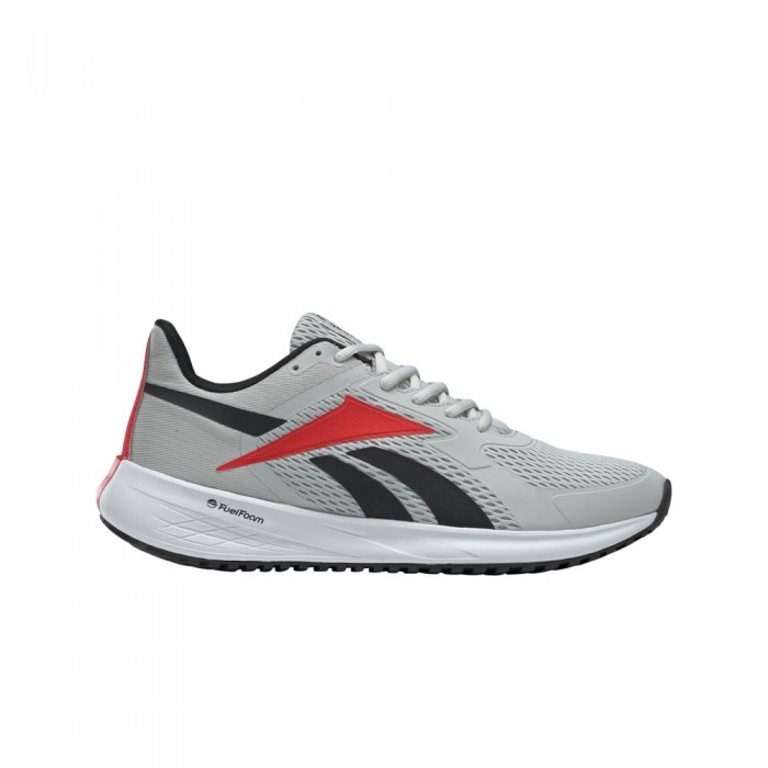 [해외]리복 Energen Run Man6137644093 Pure Grey 2 / Black / Vector Red