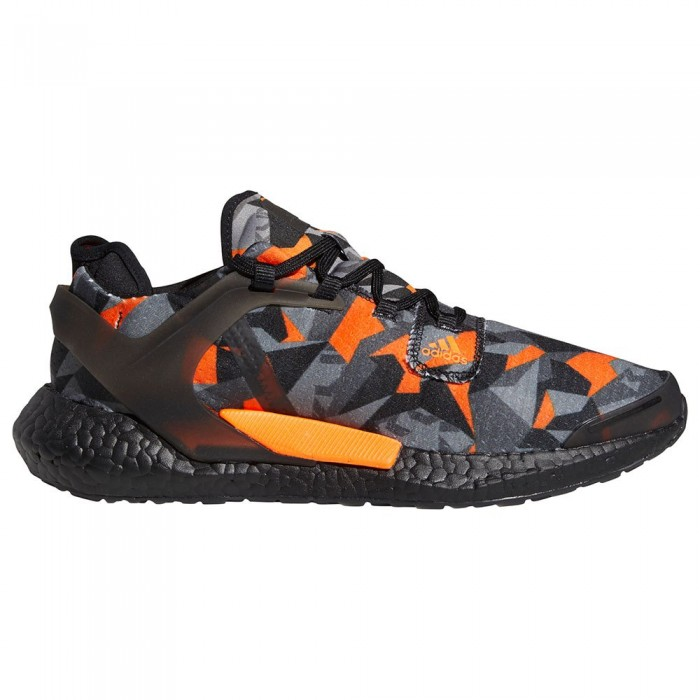 [해외]아디다스 Alphatorsion Boost Man6137669118 Core Black / Signal Orange / Grey Six