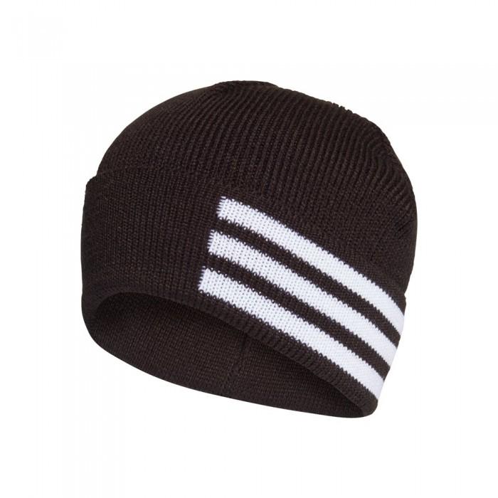 [해외]아디다스 3 Stripes Woolie 6137669632 Black / Black / White