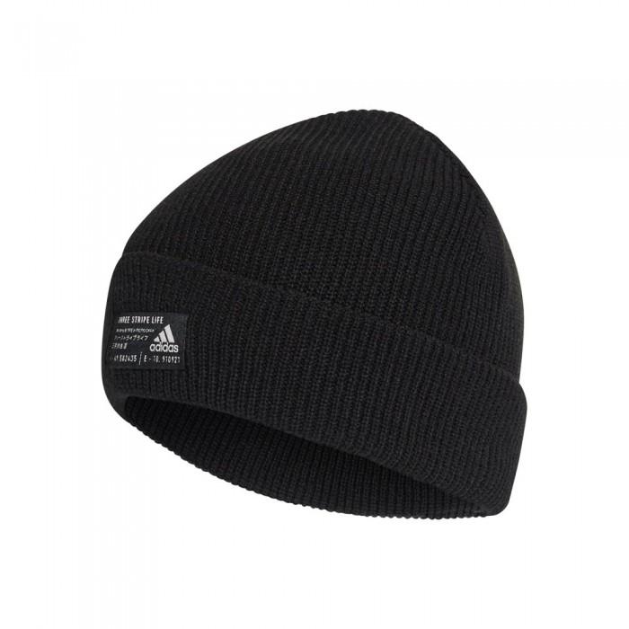 [해외]아디다스 Performance Woolie 6137669644 Black / Black / White