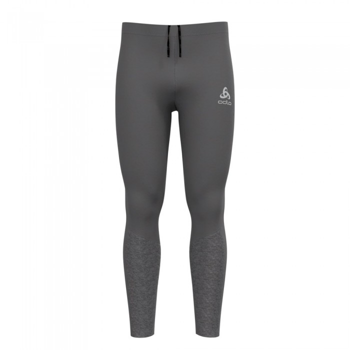 [해외]오들로 Tights Millennium Yakwarm 6137503221 Steel Grey