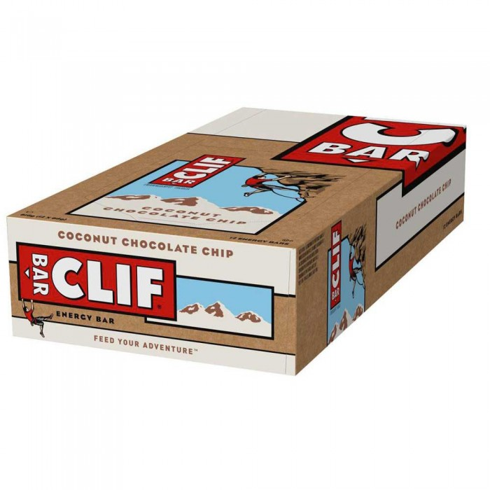 [해외]CLIF Energy Bar Oats/Coconut/Chocolate Box 12 Units 71270573