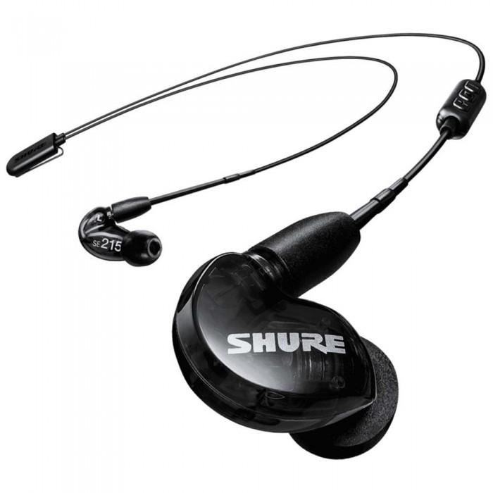 [해외]SHURE SE215-K BT2 7137472894 Black