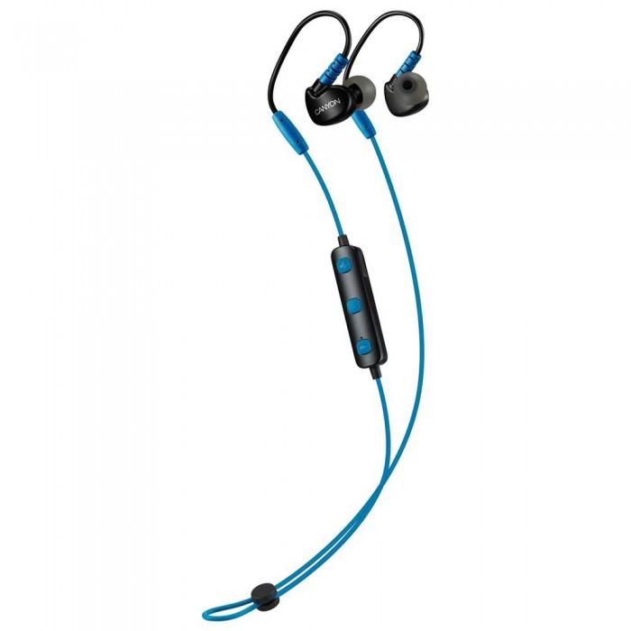 [해외]CANYON Bluetooth Sports Headphones With Microphone 7137562813 Blue