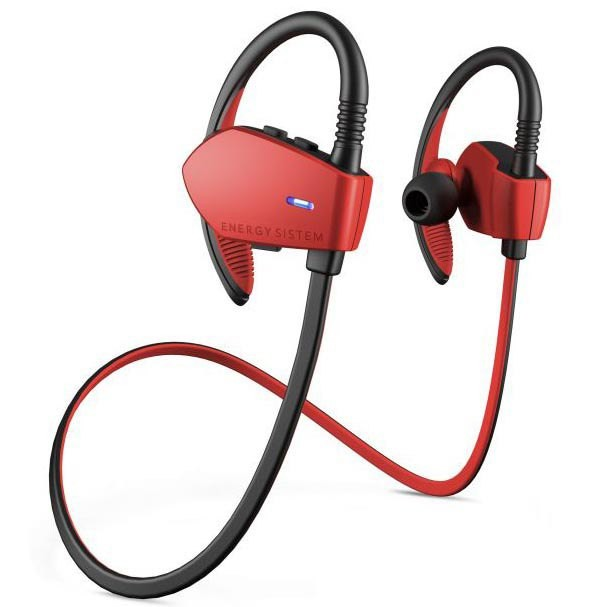 [해외]ENERGY SISTEM Sport 1 Bluetooth 7137693409 Red