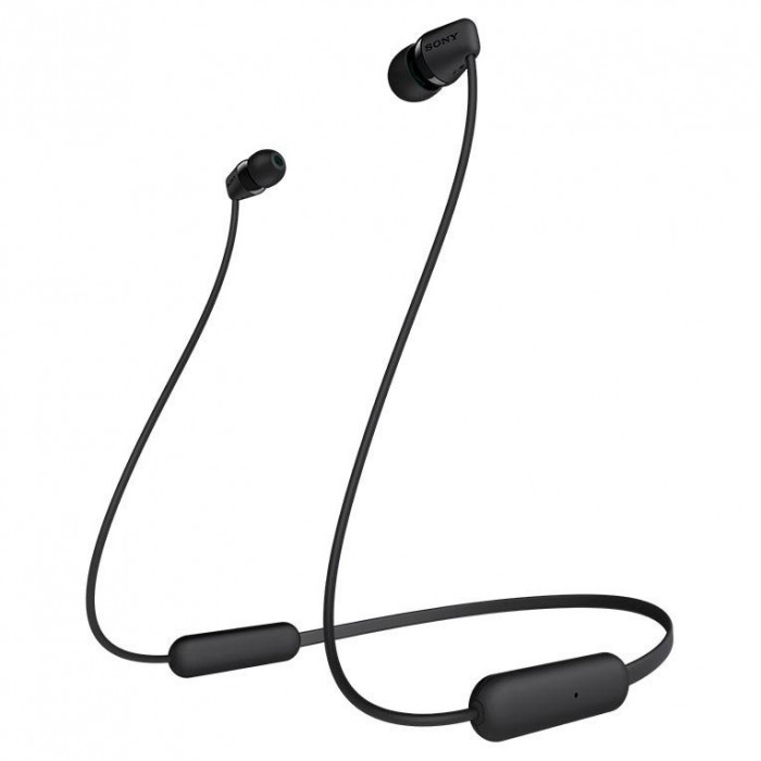 [해외]SONY WI-C200B In-Ear 7137721463 Black
