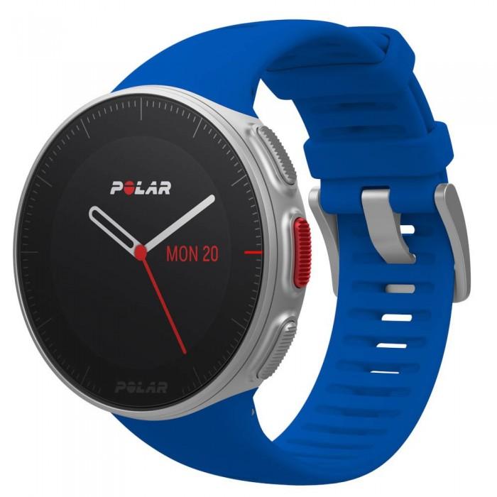 [해외]POLAR Vantage V 12137317051 Blue