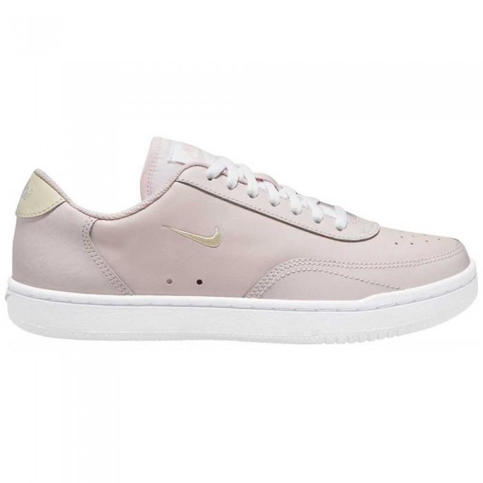 [해외]나이키 Sportswear Court Vintage 12137483021 Barely Pink / Fossil / White