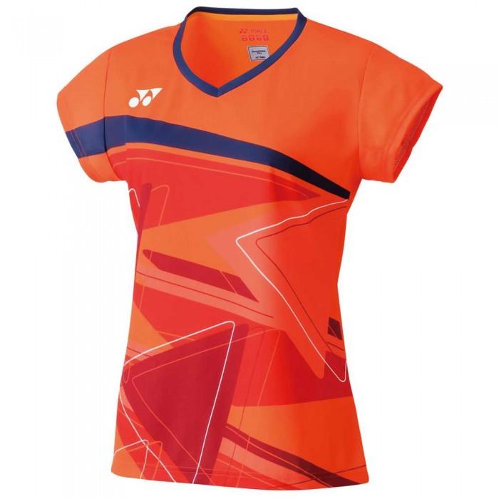 [해외]YONEX Crew 12137714620 Flashy Orange