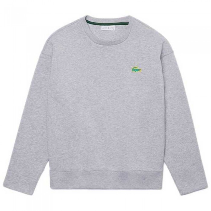 [해외]라코스테 Sport Crew Cotton 12137685204 Grey Chine