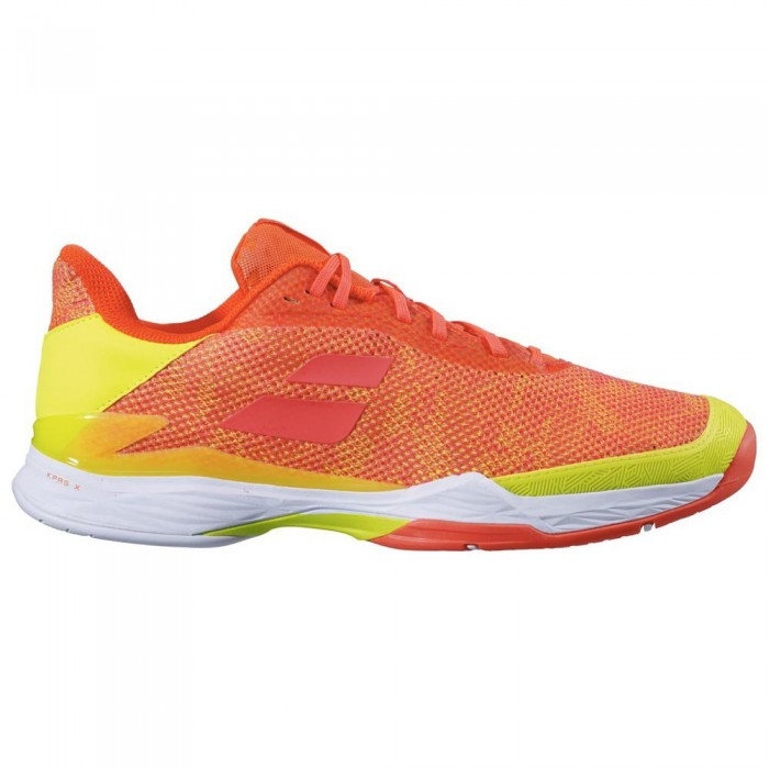[해외]바볼랏 Jet Tere All Court Man12137437118 Fluo Strike / Fluo Yellow