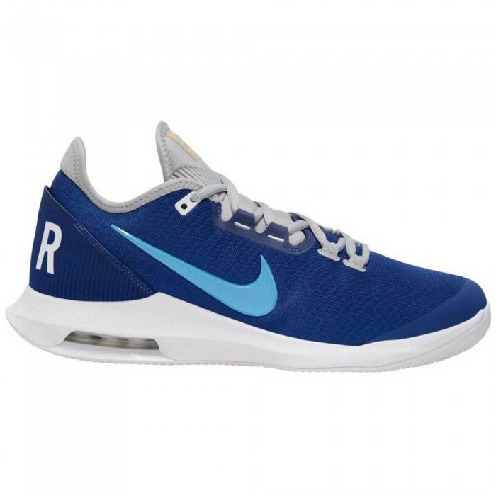 [해외]나이키 Court Air Max Wildcard Clay Man12137480001 Deep Royal Blue / Coast / White