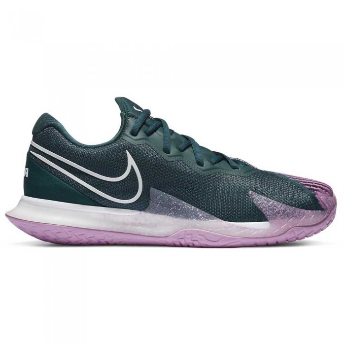 [해외]나이키 Court Air Zoom Vapor Cage 4 Man12137526545 Dk Atomic Teal / White / Beyond Pink