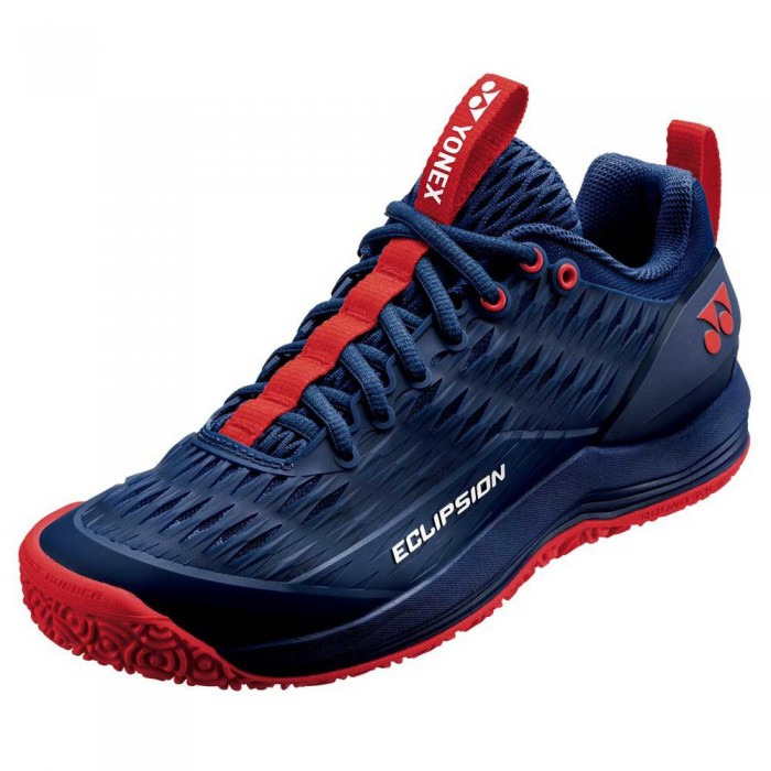 [해외]YONEX Power Cushion Eclipsion 3 Clay Man12137714515 Navy / Red