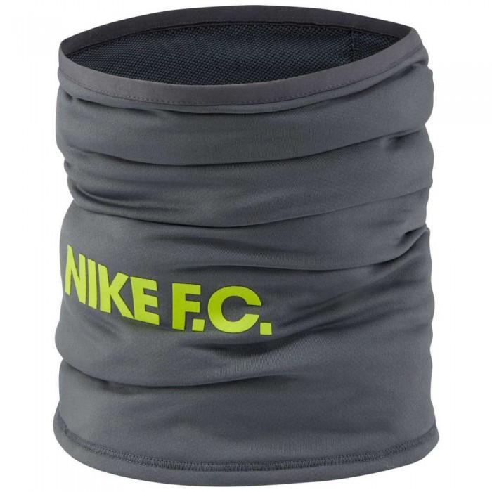 [해외]나이키 FC Neck 3137528670 Smoke Grey / Volt
