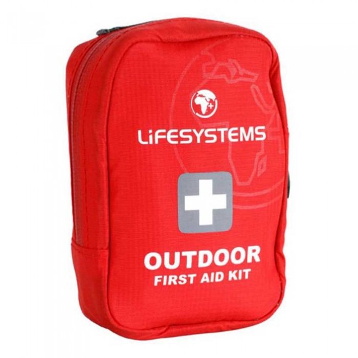 [해외]LIFESYSTEMS Outdoor First Aid Kit 14137486060