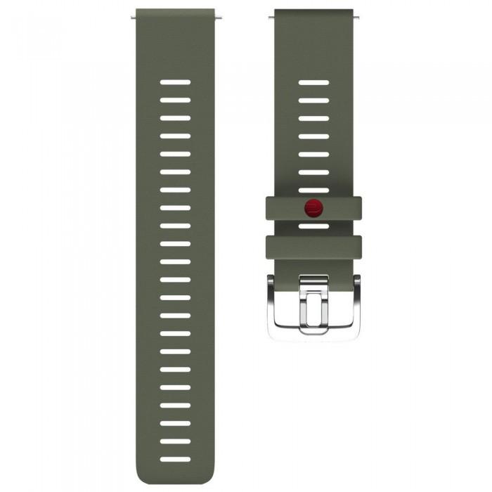 [해외]POLAR Wrist Band Grit X 14137514381 Green