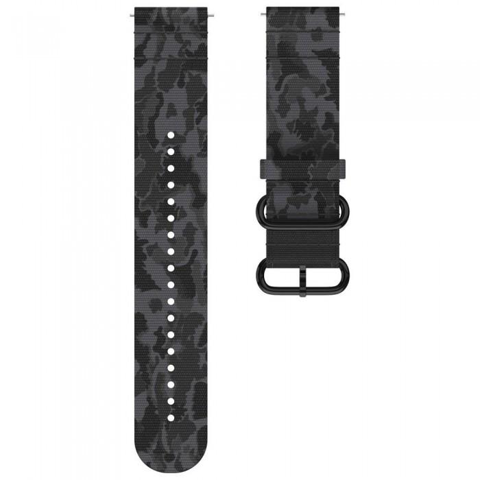 [해외]POLAR Wrist Band Grit X 14137514384 Grey