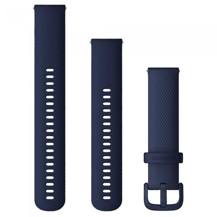 [해외]가민 Quick Release Bands 20 mm 14137806553 Navy