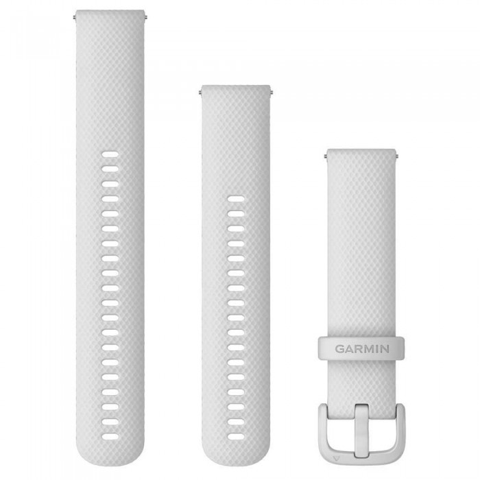 [해외]가민 Quick Release Bands 20 mm 14137806554 White