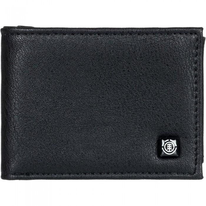 [해외]엘레먼트 Segur Wallet 14137672987 Flint Black