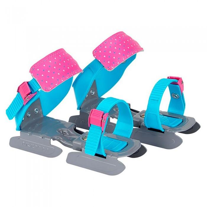[해외]NIJDAM Adjustable Bob Skates 14137797500 Blue / Pink / Grey