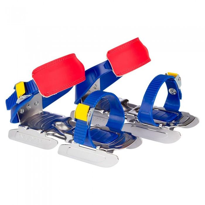 [해외]NIJDAM Adjustable Bob Skates 14137797501 Cobalt Blue / Yellow / Red