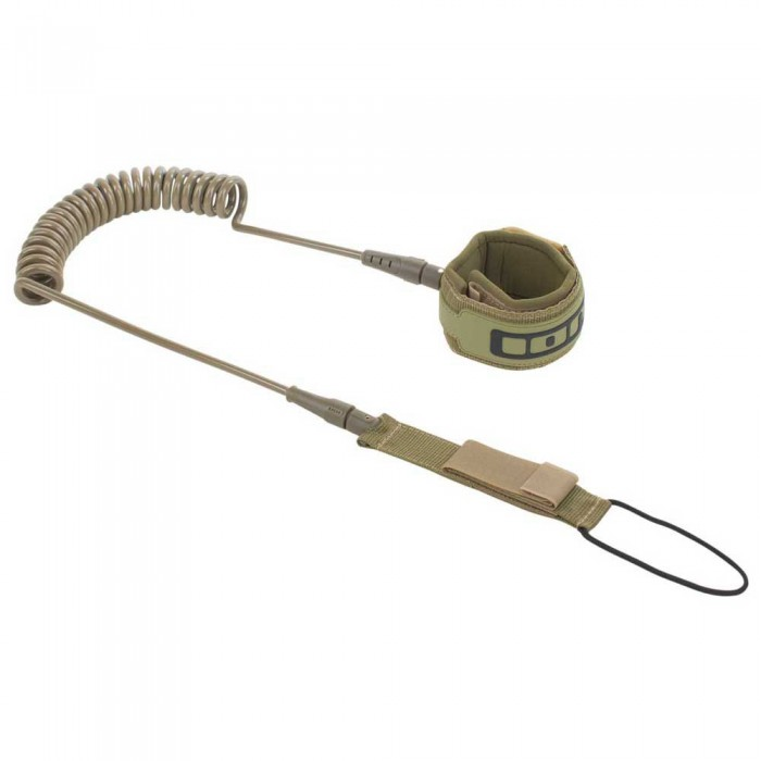 [해외]ION SUP Core Coiled Leash 14137780952 Olive