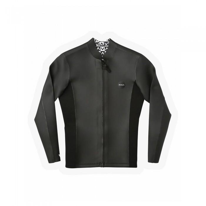 [해외]루카 Front Zip Smoothie 2mm 14137729455 Black
