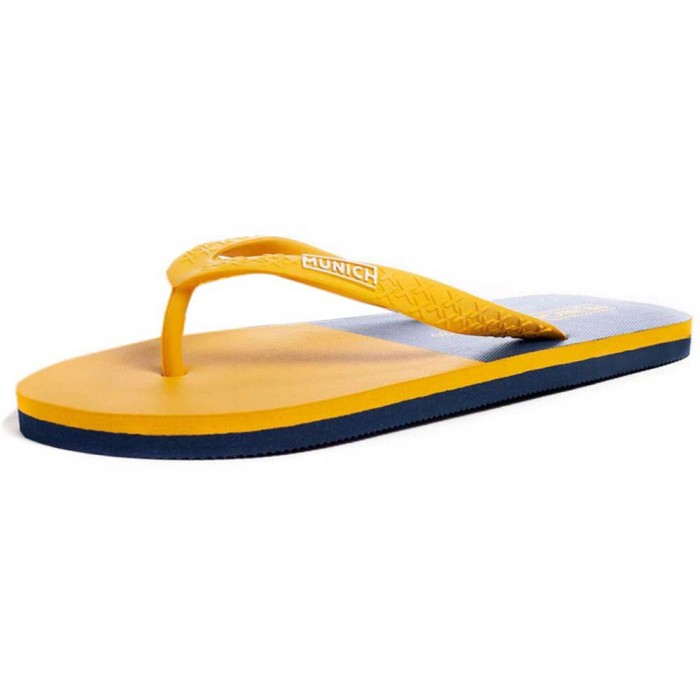[해외]무니치 Split Slides Man14137479367 Yellow / Navy