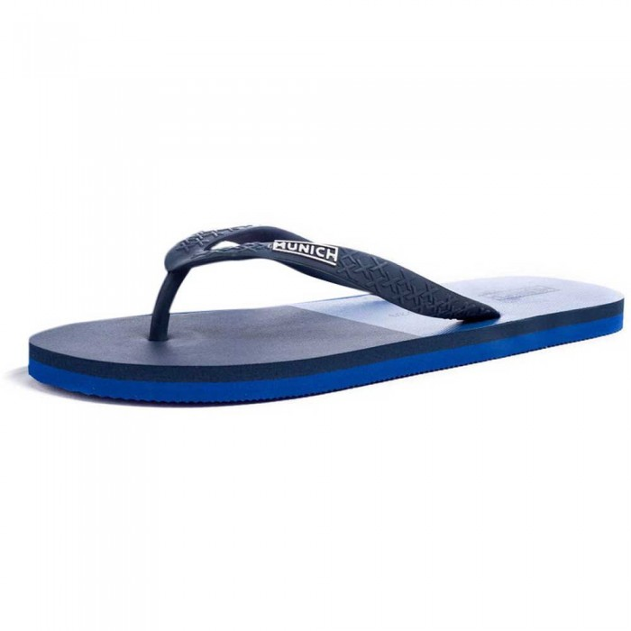 [해외]무니치 Split Slides Man14137479368 Navy / Blue