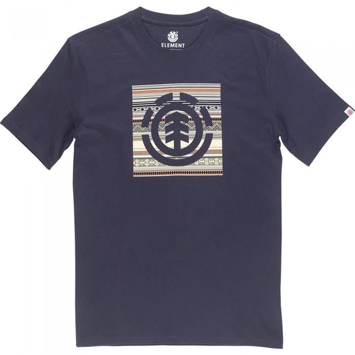 [해외]엘레먼트 Indiana Logo Block 14137056582 Eclipse Navy