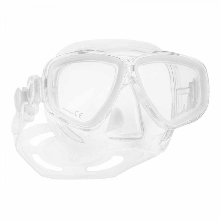 [해외]스쿠버프로 Ecco Mask 10136280321 White