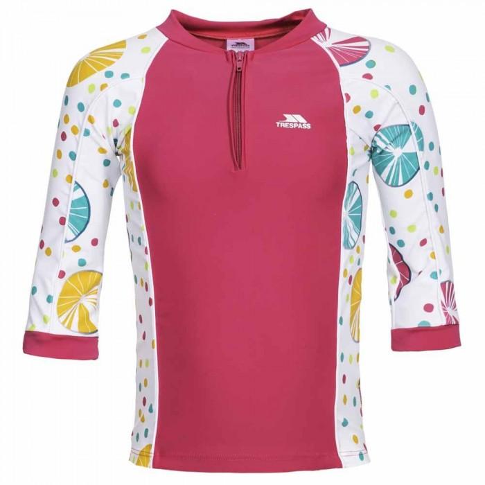 [해외]TRESPASS Smiley 6136807703 Pink Lady Print
