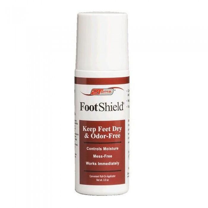 [해외]2TOMS Footshield 90ml 6137664083 White / Red