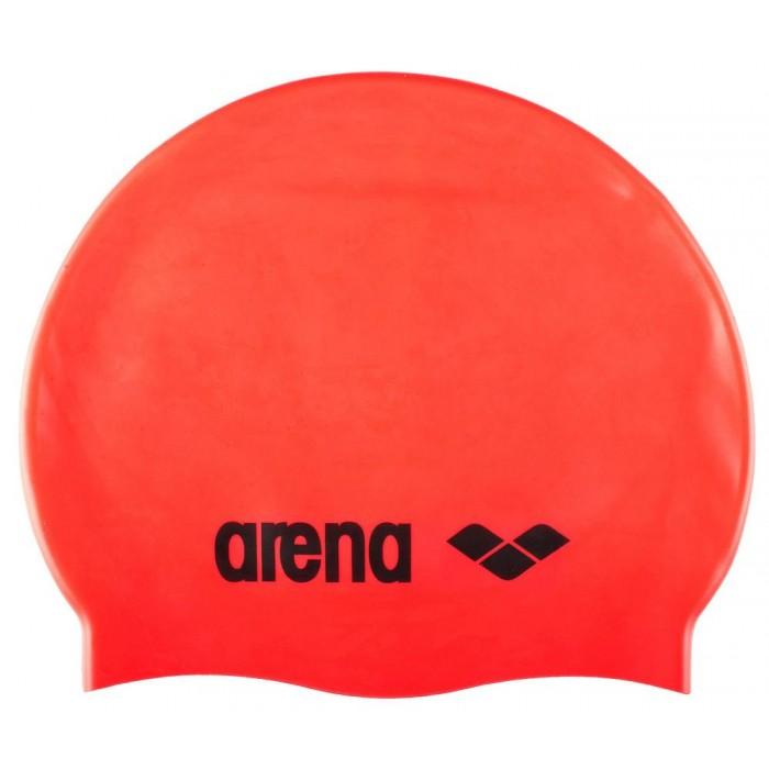 [해외]아레나 Silicon Classic 61353261 Fluo Red / Black