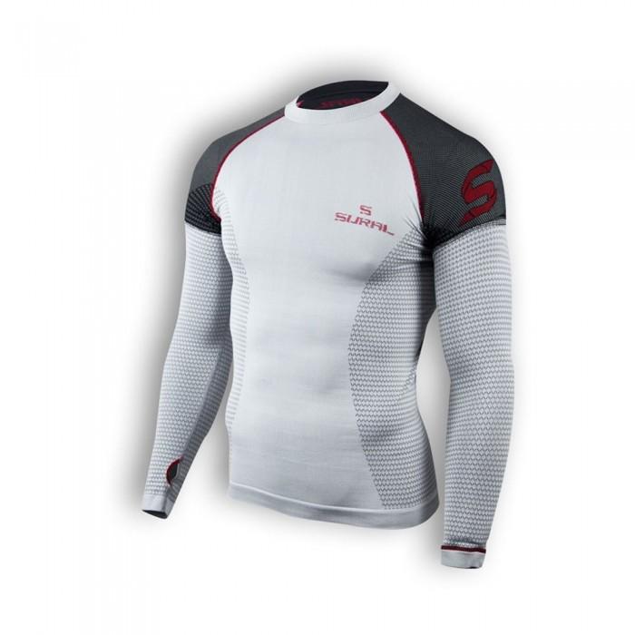[해외]SURAL Subzero II T-Shirt LS 6136073909 White