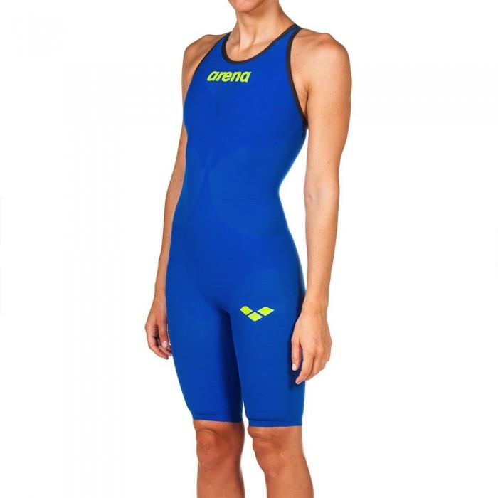 [해외]아레나 Powerskin Carbon Air2 Closed Back Competition Swimsuit 6137081993 Electric Blue