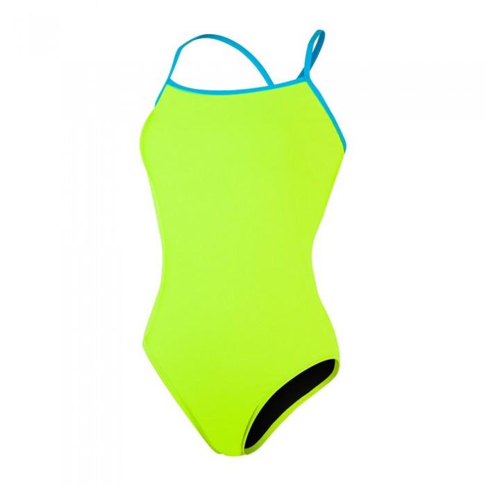 [해외]스피도 Solid Tie-Back 6137451830 Fluo Yellow/Turquoise