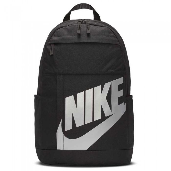 [해외]나이키 Sportswear Elemental 137526559 Black / Black / Metallic Silver