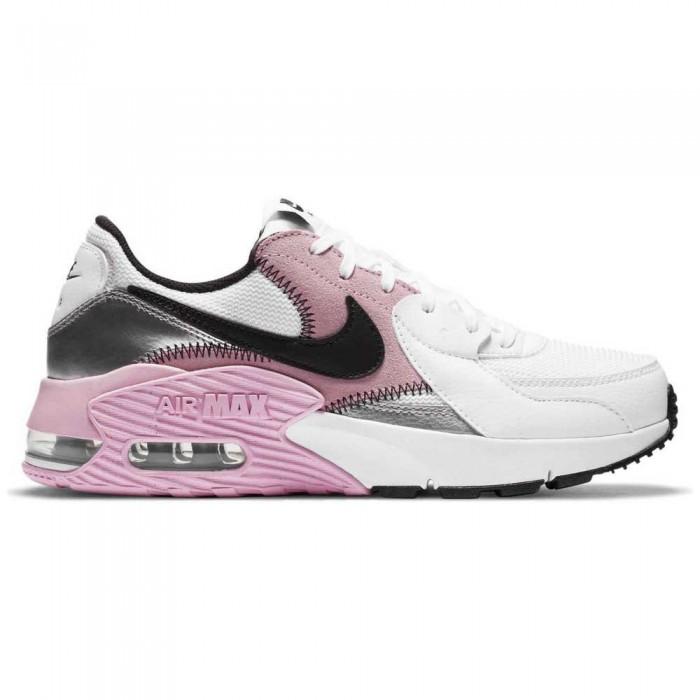 [해외]나이키 Air Max Excee Woman137528392 White / Black / Lt Arctic Pink