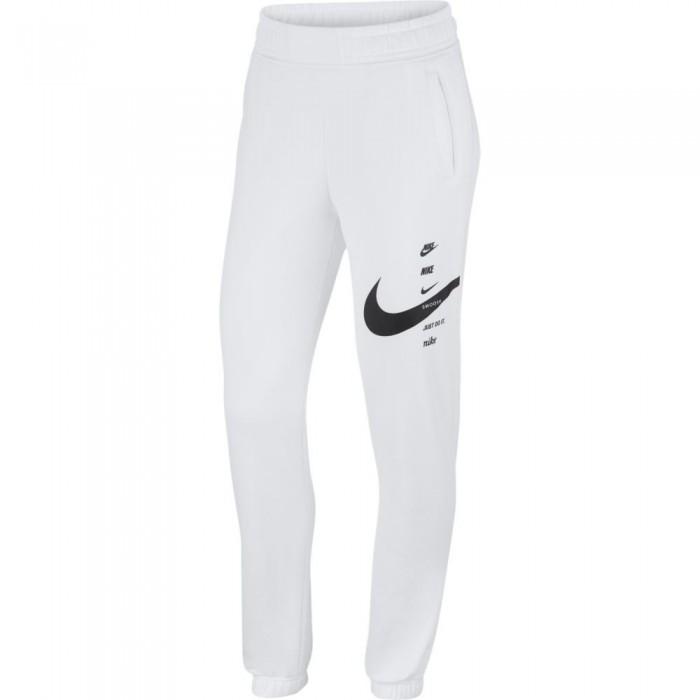 [해외]나이키 Sportswear Swoosh Fleece 137707921 White / Black