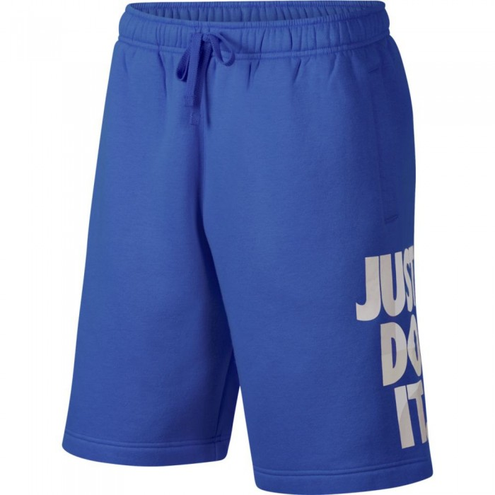 [해외]나이키 Sportswear Just Do It Fleece 137708260 Astronomy Blue