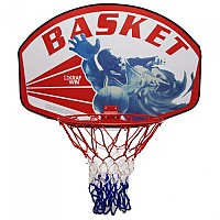 [해외]KRAFWIN Basket 3137583364 White / Red