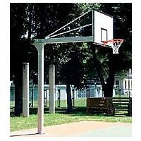[해외]POWERSHOT Basketball Goal 3137817514 Galvanised