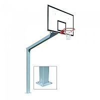 [해외]POWERSHOT Outdoor Basketball Hoop 3137817515 Galvanised